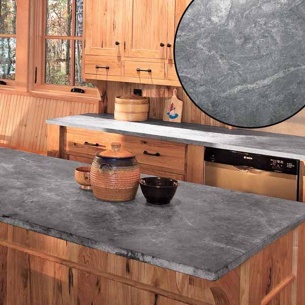 We Seem To Like Either Soapstone Or Marble Like Countertops. Original  Description: Flannel Gray Soapstone Countertop In Rustic Ranch Style  Kitchen   Looking ...