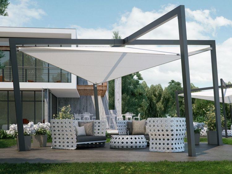 Terrasse Sonnensegel pin monika scherer auf markisen sonnensegel