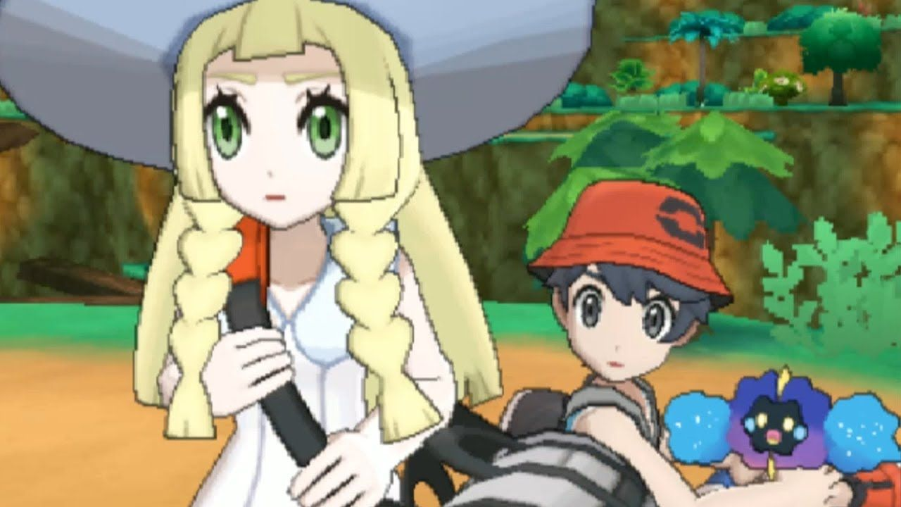 Pokemon Ultra Sun and Moon: The Movie [Episode 1] | Pokemon