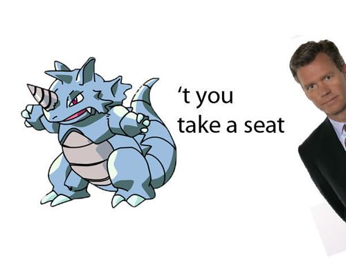 Chris Hansen And Pokemon Check Out More Funny Pics At Killthehydra