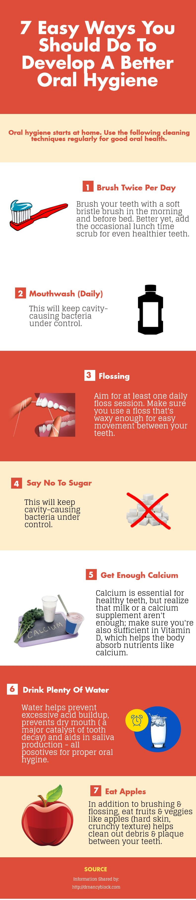7 Easy Ways To Maintain A Good Oral Hygiene Best oral