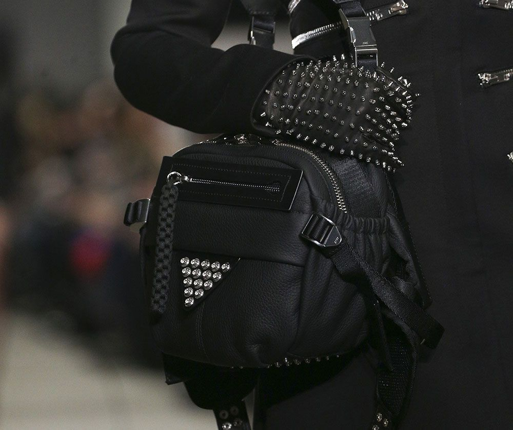 55095c726e27 Alexander Wang Debuts Cross-Body Fanny Packs and Prada-esque Nylon Bags for  Fall 2018 #wysluxury