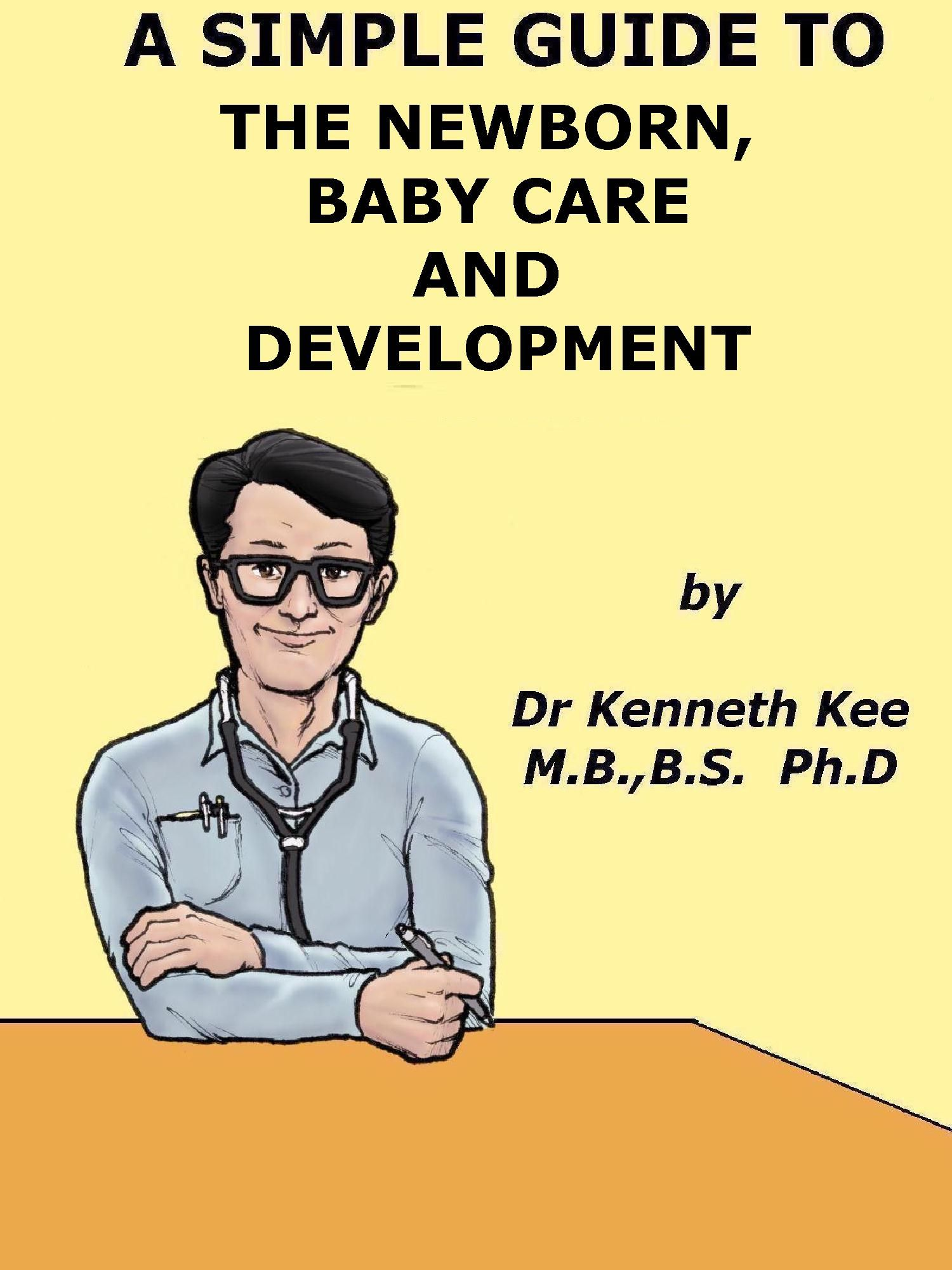 a simple guide to newborn baby care and development http amazon rh pinterest com Newborn Baby Girl Just Born Newborn Baby Girl Just Born
