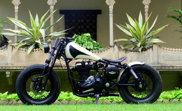 Royal Enfield Rata Custom Motorcycles Royal Enfield Motorcycle