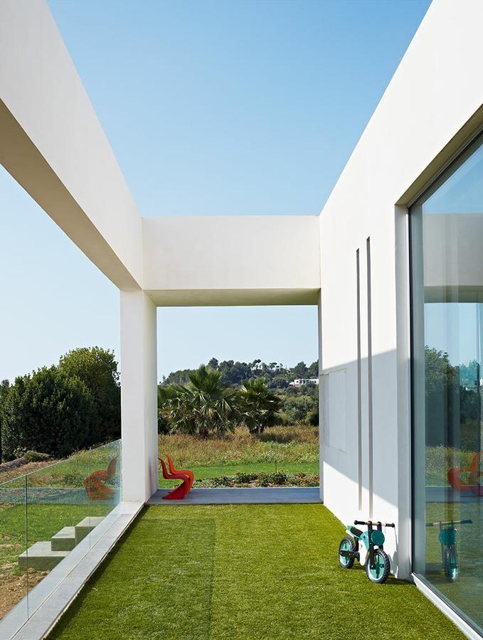 Eugeni pons fotograf a de arquitectura casa carre o de maria carre o modern domy - Archi moderni casa ...