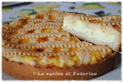 La cucina di Federica: Crostata al limone