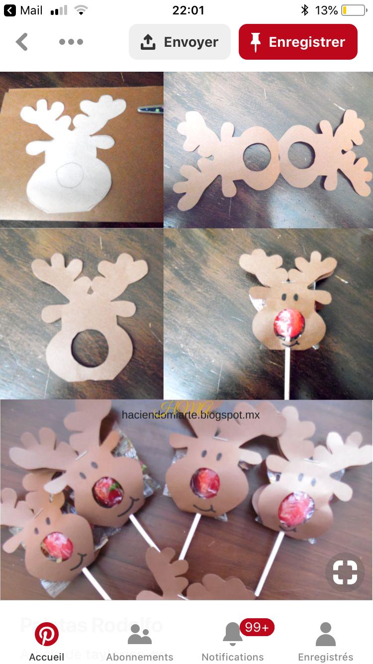 Pin Von Laura Loves Auf Crafty Christmas Bastelarbeiten