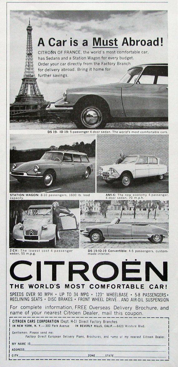 Classic car Breakdown humour t-shirt Citroen Traction Avant