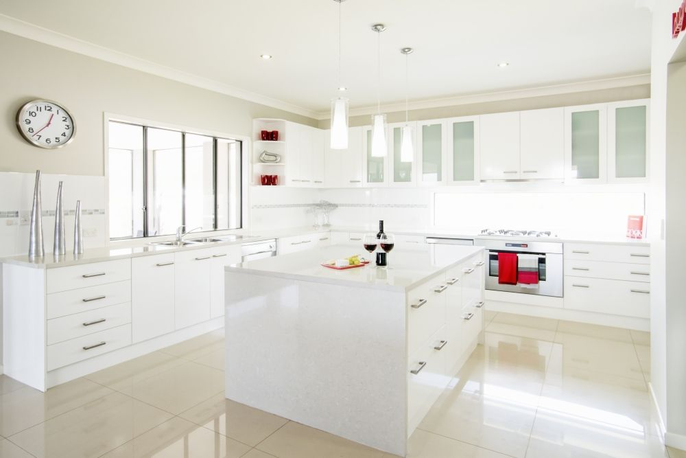 This is some really nice kitchen remold
