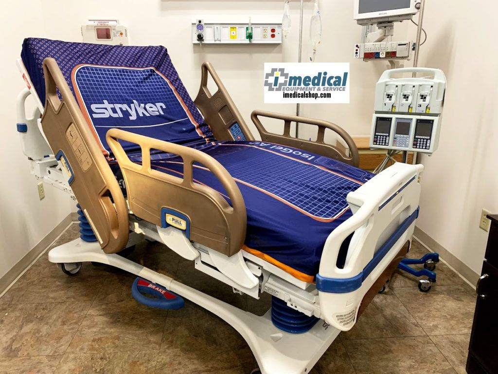 Copper Hospital Beds Reducing Bacteria Levels and