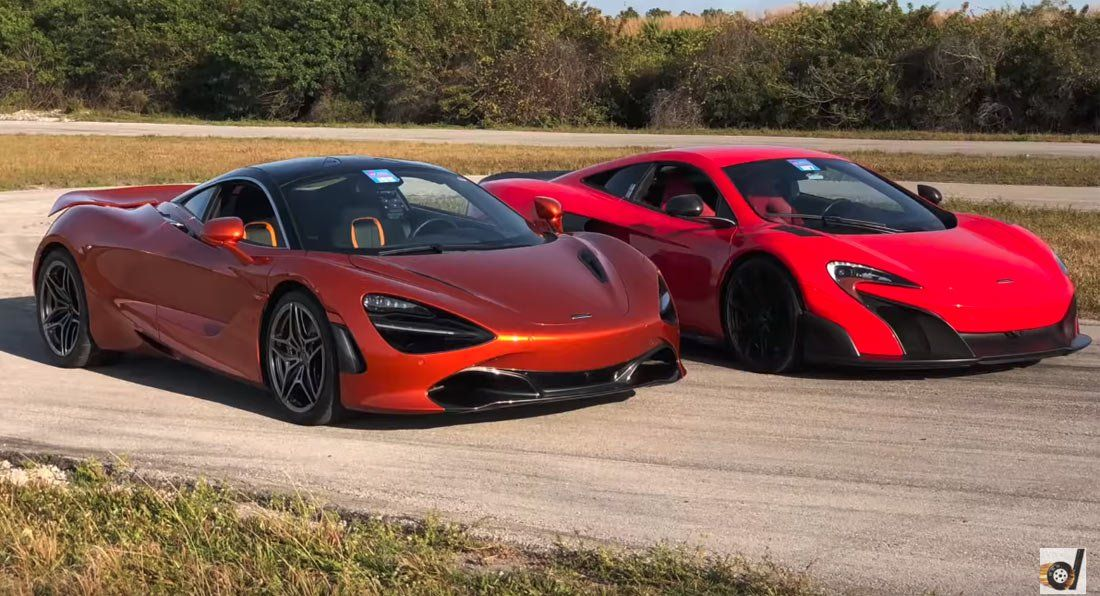 McLaren 720S Vs 675LT Shows How Much Woking's Supercars