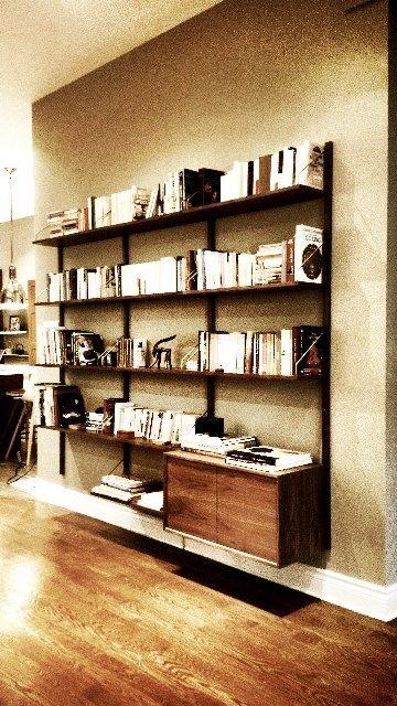 dk3 ROYAL SYSTEM® seen in Canada. #RoyalSystem #Poul #Cadovius #Walnut #Danish #Design #Furniture #Canada www.dk3.dk