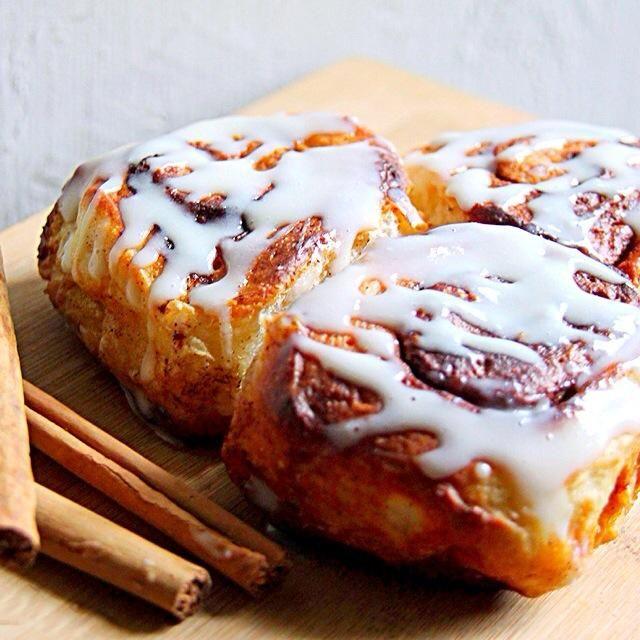 レシピとお料理がひらめくSnapDish - 113件のもぐもぐ - Cinnamon rolls by Missty