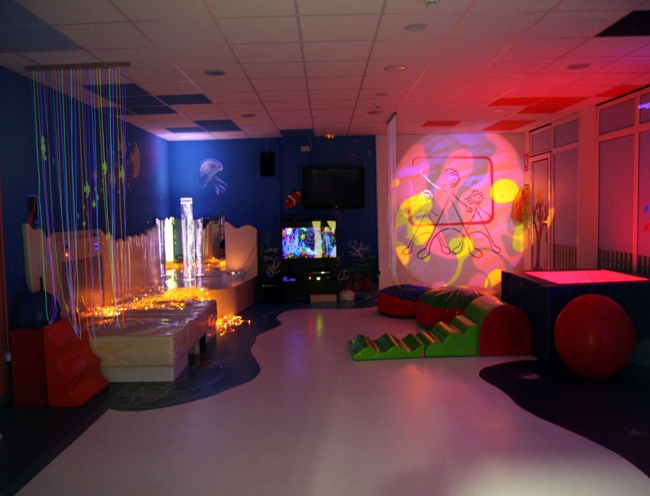 sala multisensorial material multisensorial pinterest