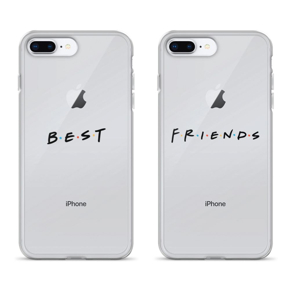 Best Friends Iphone Case For All Iphone Sizes Available At Cases By Kate Only 19 95 Friends Phone Case Bff Phone Cases Iphone Bff Iphone Cases