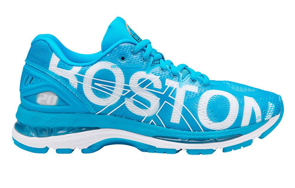 49bd167d7f7213 The Coolest Boston-Themed Running Shoes for 2018