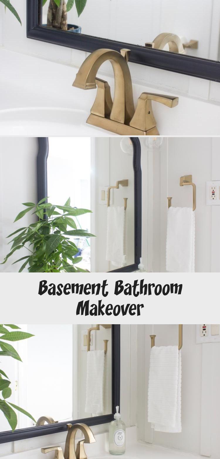 Photo of Basement bathroom makeover – bathroom