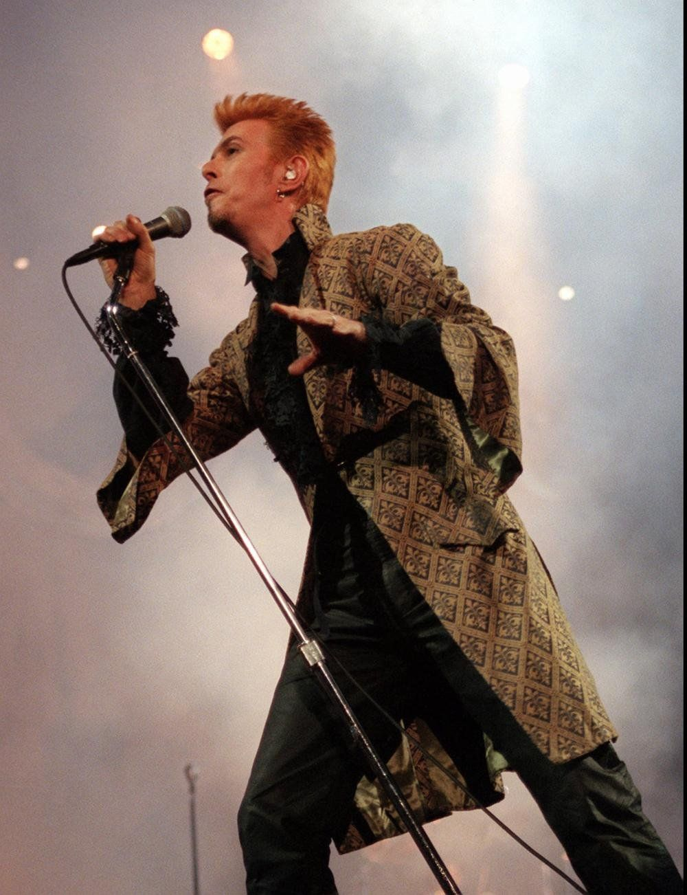 david bowie 50th anniversary