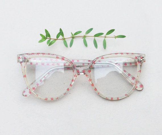 5523b950b0 Zagato children s frames   Vintage child s stars glasses   kids eyeglasses    cateye sunglasses   80s girl Eyewear by Skomoroki