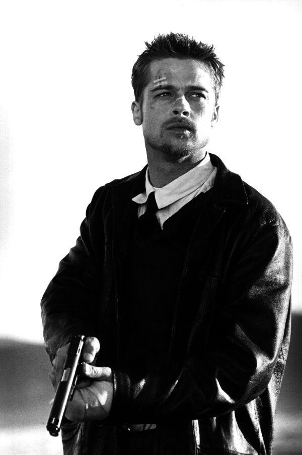 Seven Brad Pitt 영화
