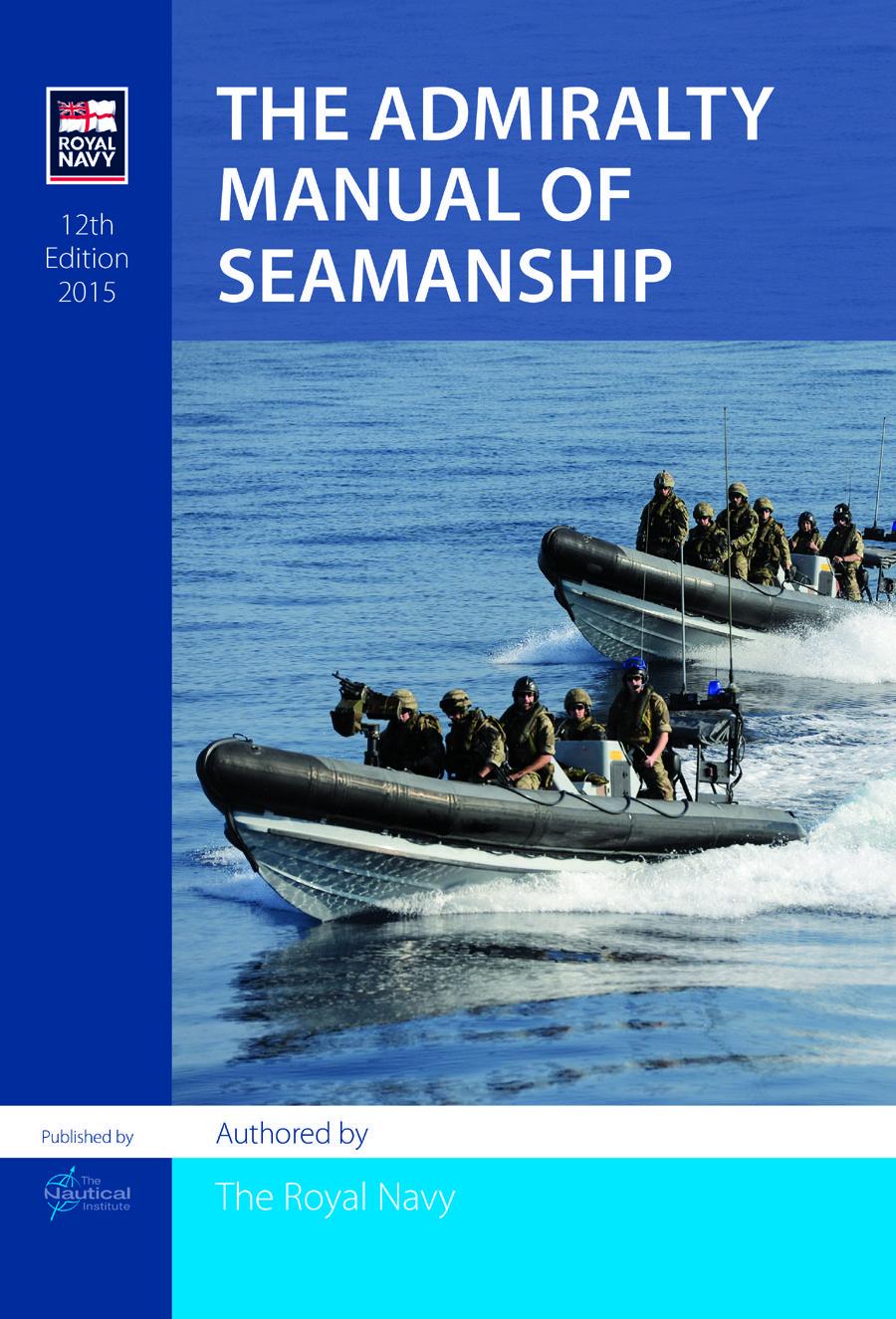 admiralty manual of seamanship 12th edition pdf