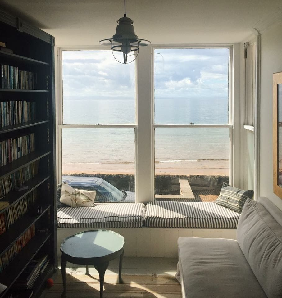 Good This Space Breathes Peace And Relaxation, Cozy Reading Area With  Outstanding Views. The Floor Amazing Ideas