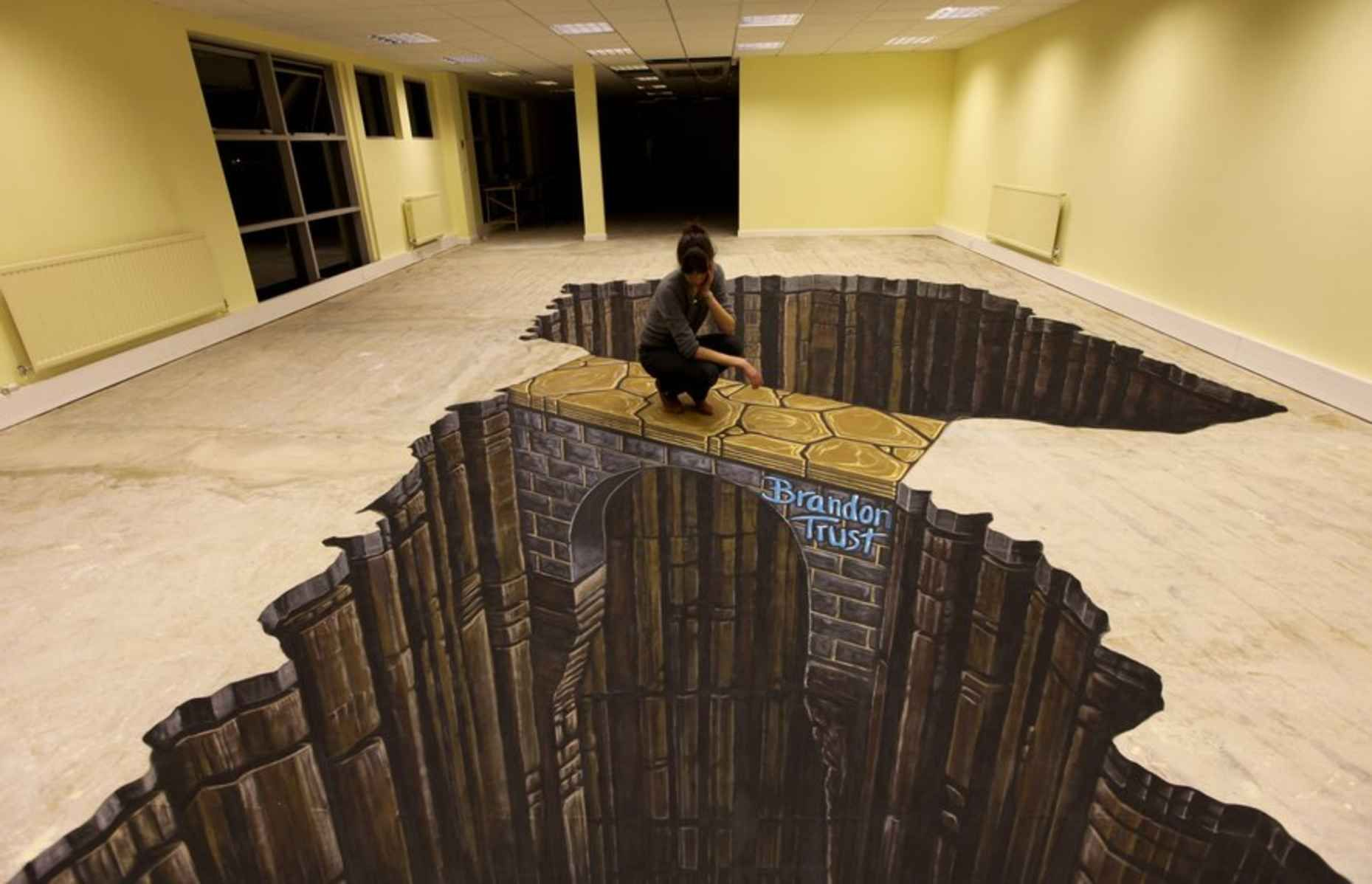 Stunning 3D Illusions Street Art   Gallery - UltraLinx