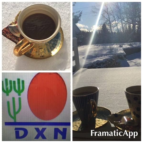 Vinter #kaffe #nyttig nyttigtkaffe.dxnnet.com