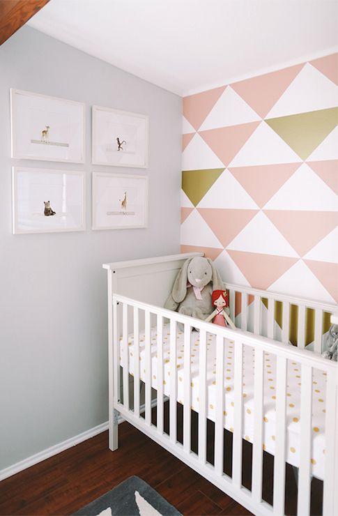 Adorable Nursery Features The Animal Print Shop Prints