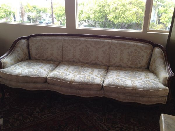 French Provincial Sofa 350 (San Diego ) Sofa, Love