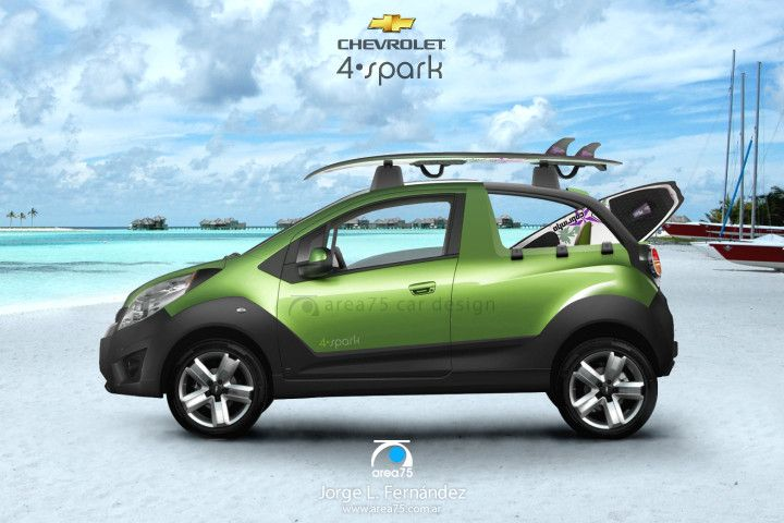 Update Chevrolet Spark Playero Y Nueva Imagen De La Version Crossover Mini Suv Chevrolet Spark Mini Playeras