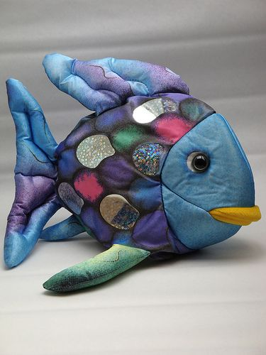 Rainbow Fish Create It Diy Tips Dreams Someday Rainbow