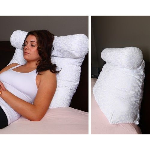 Relax In Bed Pillow Bed Pillows Bed Backrest Pillows Floral