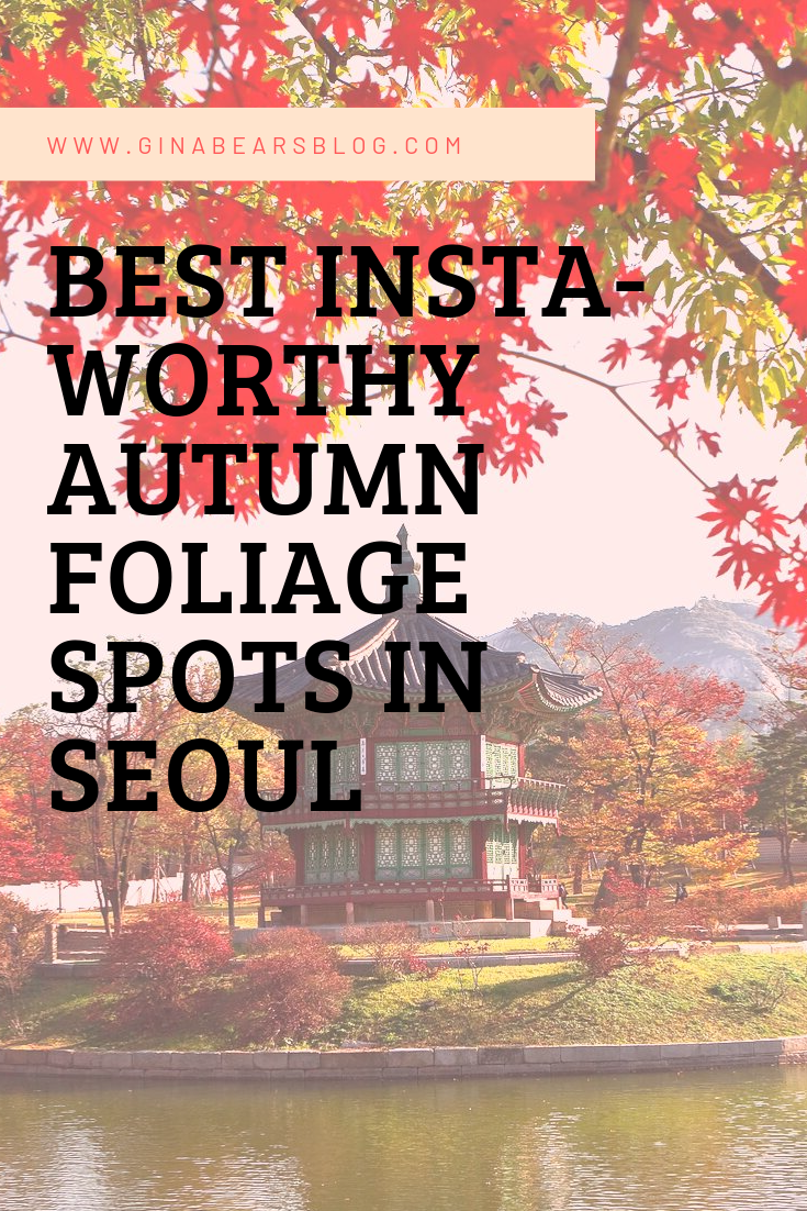 Best Autumn Foliage in Seoul: Instaworthy Spots #autumnfoliage If you're looking for the best Autumn foliage in Seoul, then look no further. Make enjoying Seoul's scenic fall foliage effortless as you enjoy this guide to all the best places in Korea. #autumnfoliage Best Autumn Foliage in Seoul: Instaworthy Spots #autumnfoliage If you're looking for the best Autumn foliage in Seoul, then look no further. Make enjoying Seoul's scenic fall foliage effortless as you enjoy this guide to all the best #autumnfoliage