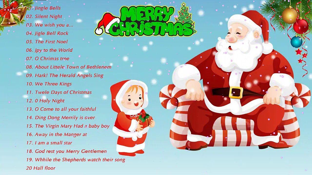 Merry Christmas 2020 Popular Traditional Christmas