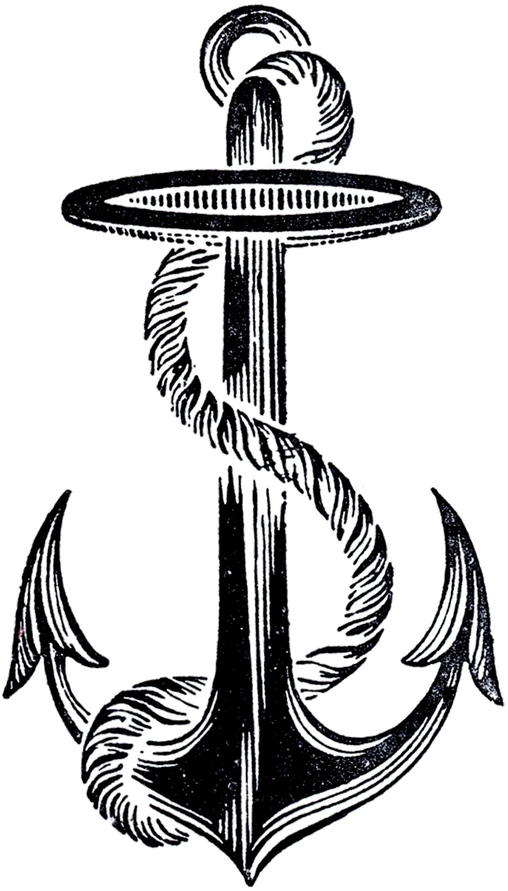 10 Anchor Clip Art Images