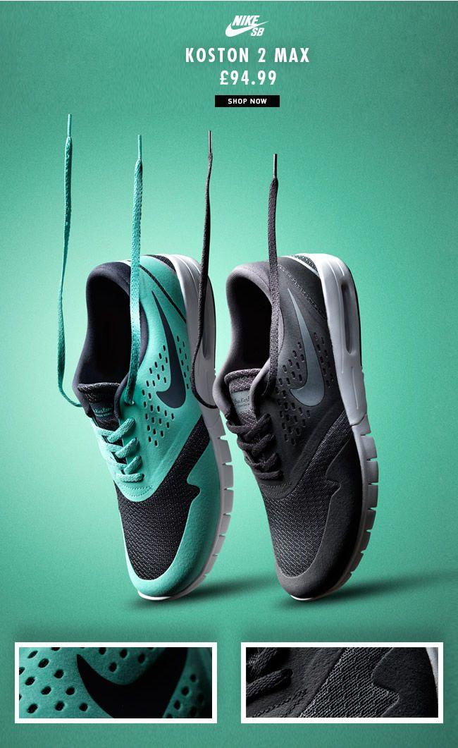 estanque Venta ambulante Identificar  Nike SB Eric Koston Max | Fotografía de zapato, Nike publicidad, Calzado  nike
