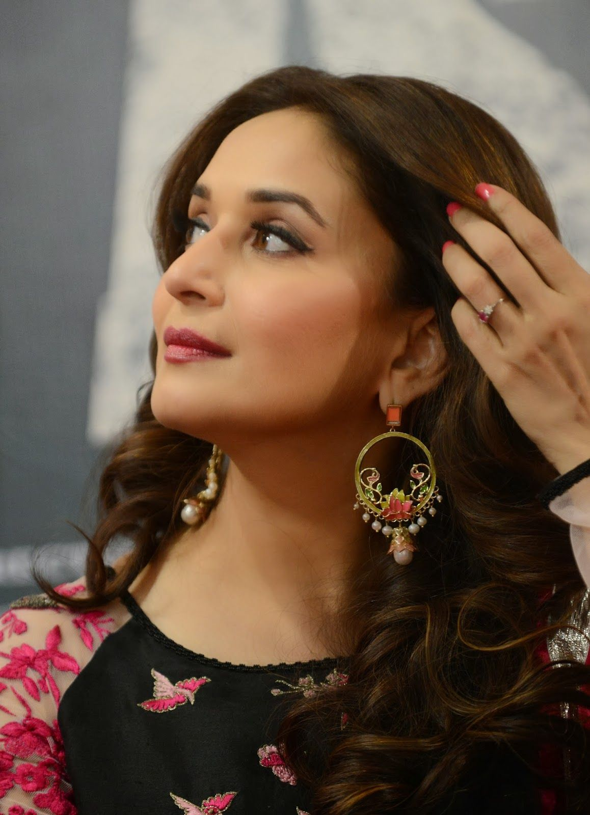 Image result for madhuri dixit earring