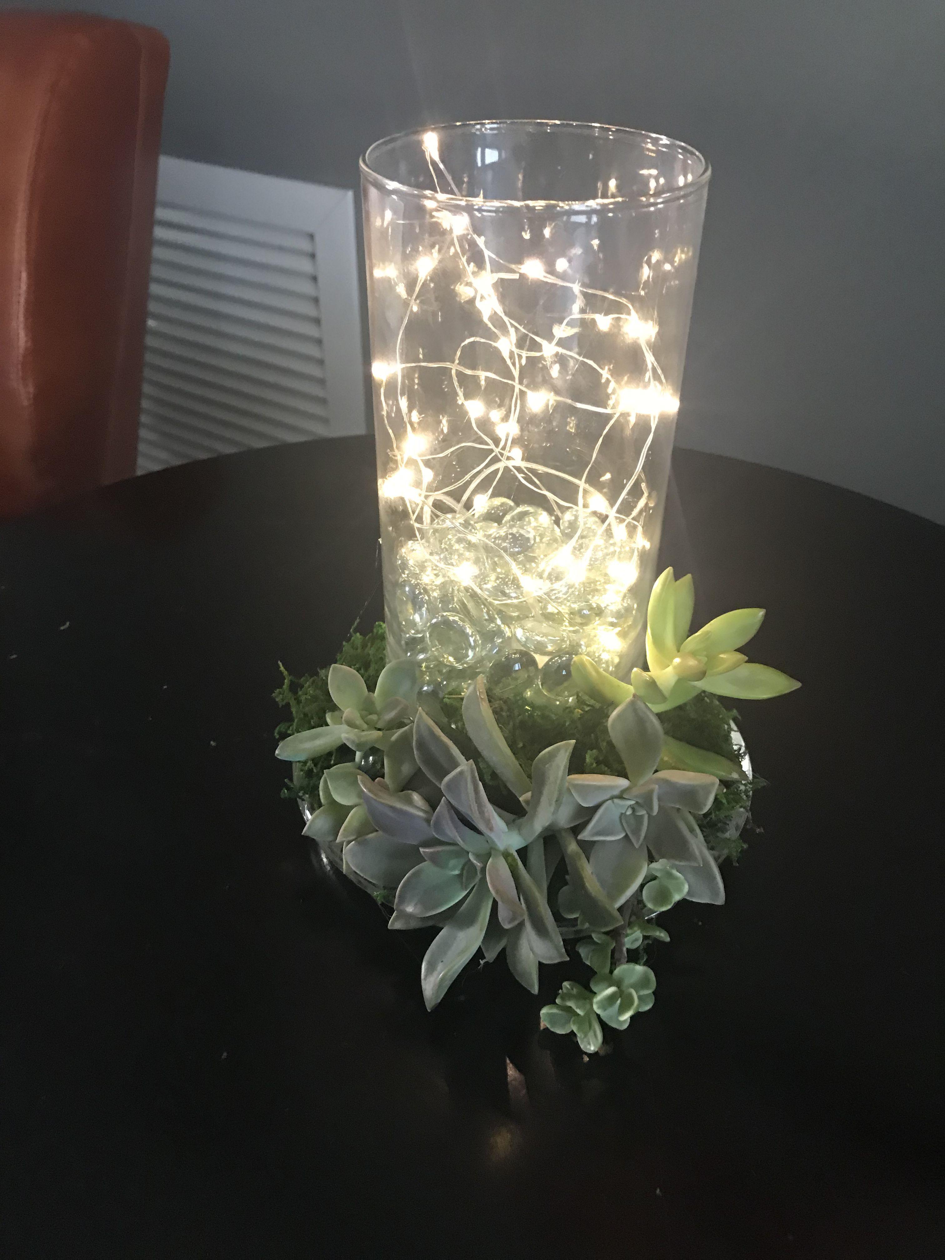 Mason Jar String Lights Diy