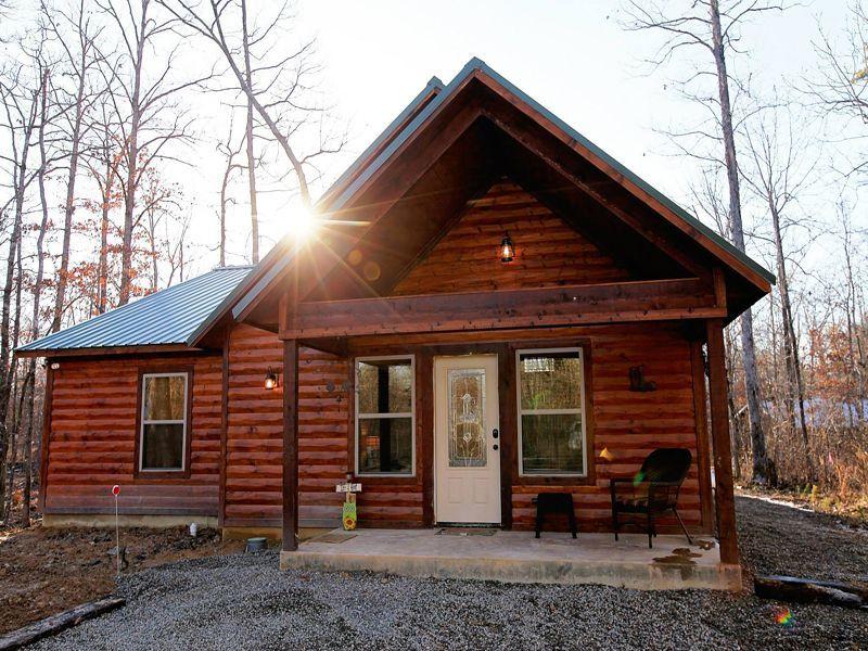 Cabin Vacation Rental In Broken Bow Ok Usa From Vrbo Com Vacation Rental Travel Vrbo Oklahoma Cabin Rentals Cabin Oklahoma Cabins
