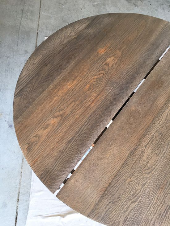 Varathane Weathered Wood Accelerator.   Watered Down Flat White Latex Paint  Just A Bit Brushed On With The Grain. Remov Paint With Cloth Staying Nice  ...
