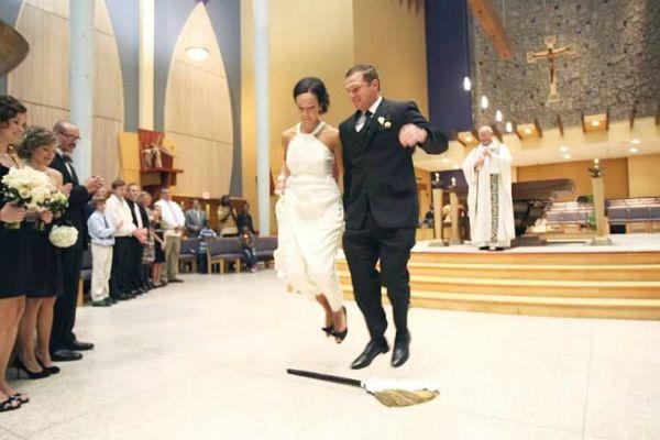 Designer Spotlight Jump The Broom In Style With Marayah S Creations Munaluchi Bride Jumping The Broom Wedding Jitters Wedding Broom