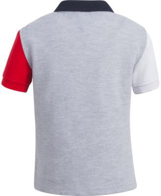 f9f969f9f46 Tommy Hilfiger Baby Boys Colorblocked Polo Shirt - Gray 12 months in ...