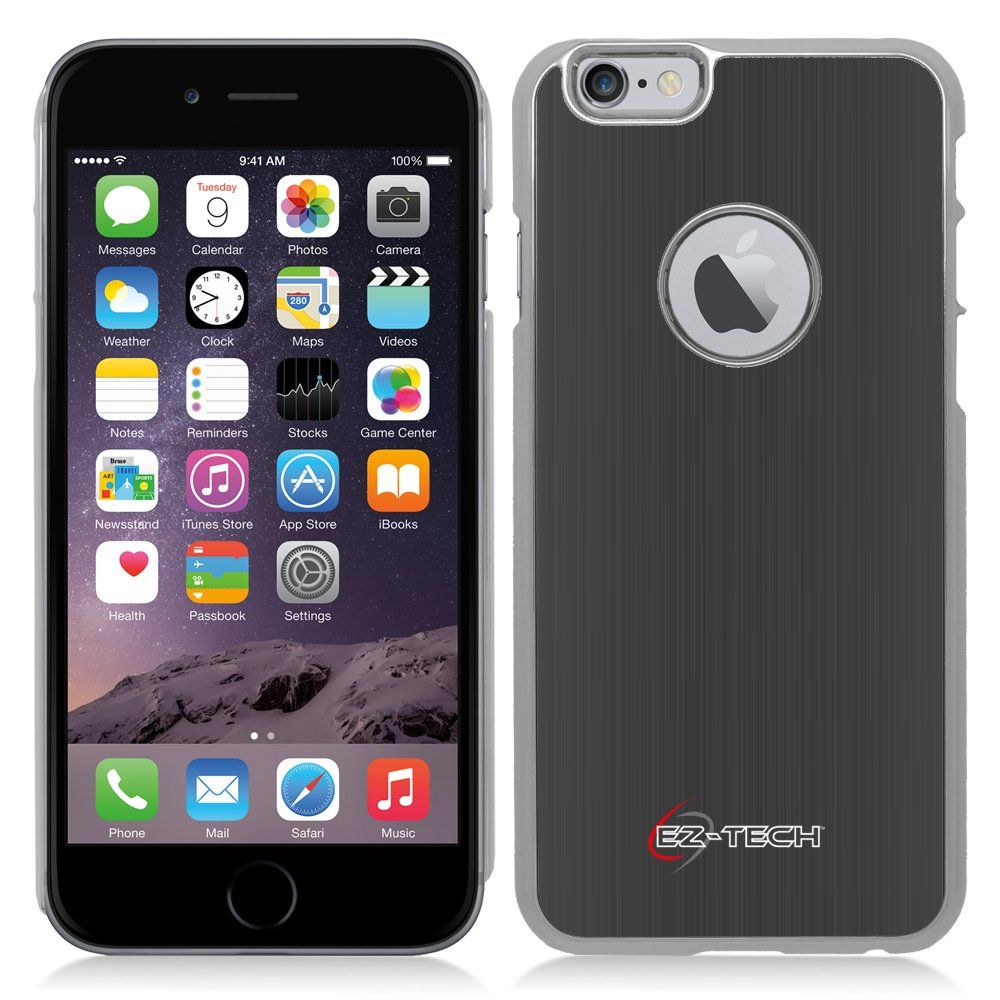 iPhone 6 & 6S Case, Armor Slim Chrome Impact Resistant