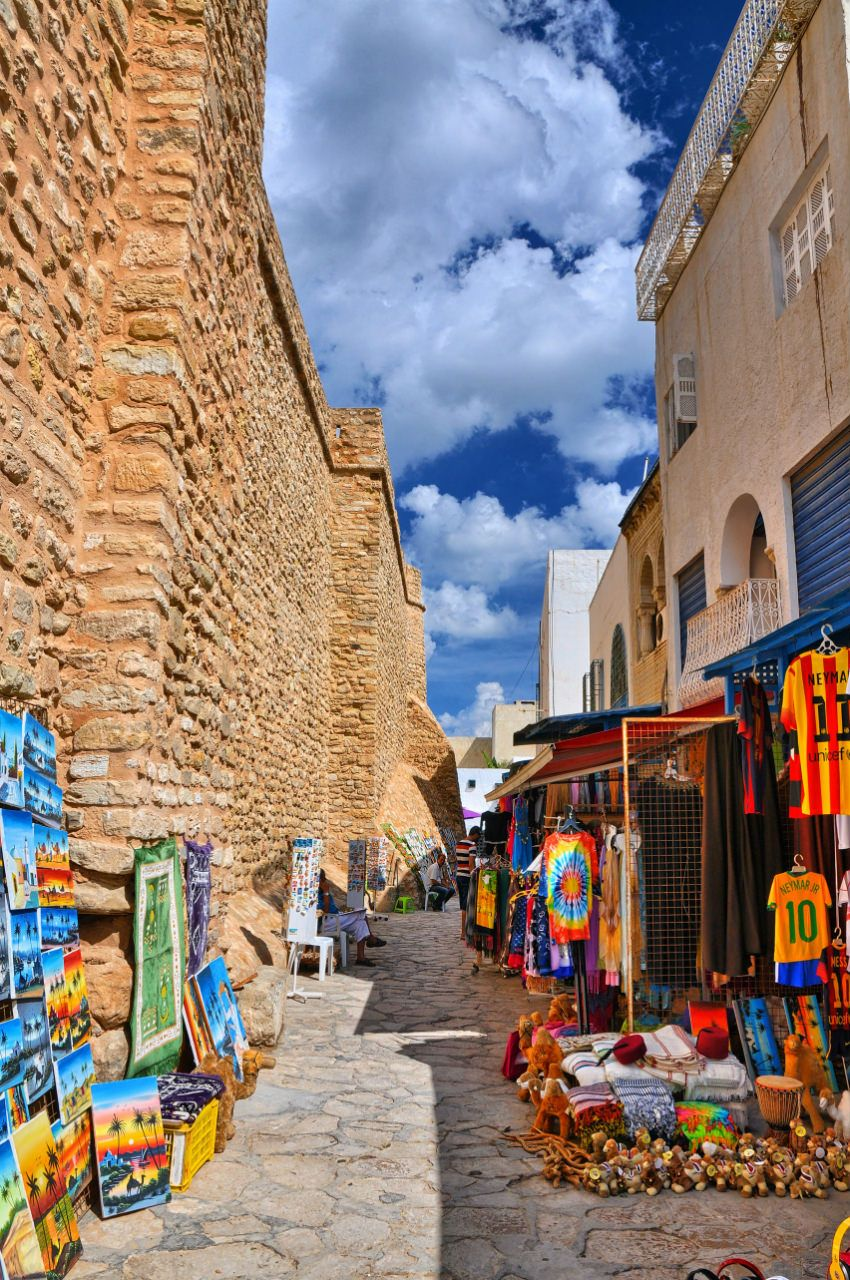 أشهر وأفضل 20 منطقة سياحية في تونس بالصور Tourist Places Street View Tourism