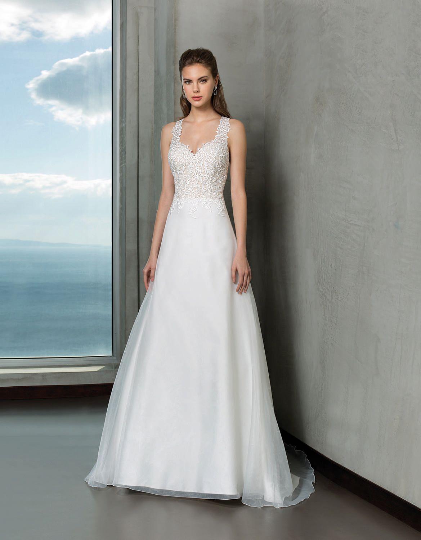 Oreasposa collection wedding dress style l intricate venice
