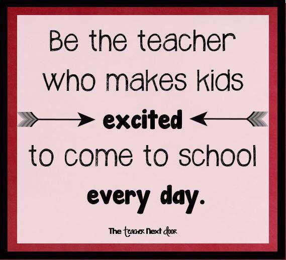 I Am An Aspiring Teacher!