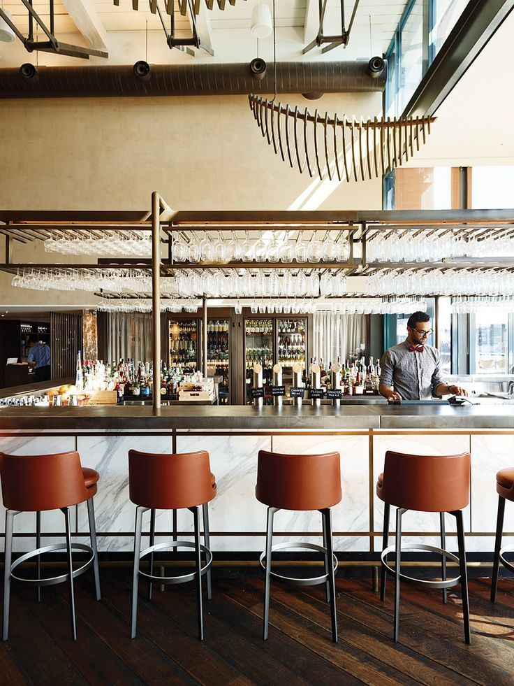 The Gantry Restaurant U0026 Bar, Inside The Pier One Hotel At Sydneyu0027s Walsh  Bay, Opened Its Doors To Reveal A Chic, Industrial Inspired Space.