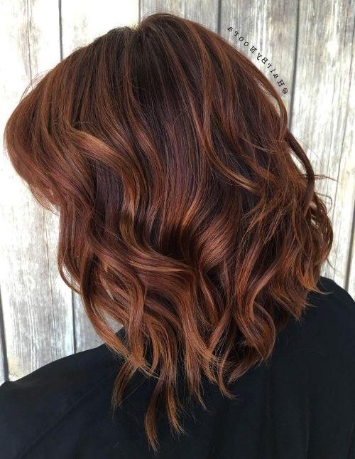 39+ Medium chestnut brown hair ideas
