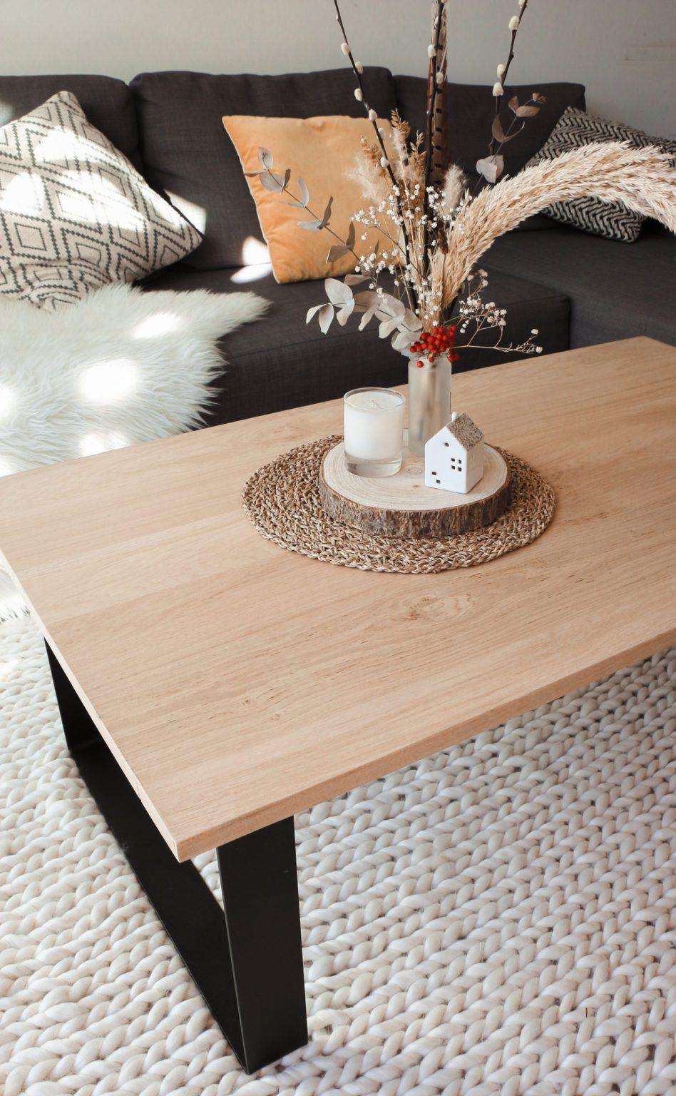 Comment Fabriquer Une Table Basse En Bois The Cocooning Factory En 2020 Fabriquer Une Table Basse En Bois Fabriquer Une Table Basse Table Basse